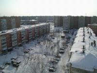 Двор ул.Молодежной