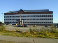 Здание ОВД