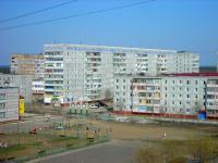 Двор школы №5