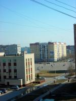 Вид на площадь