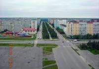 Площадь и детский парк