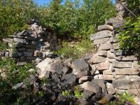 развалины Адакской крепости