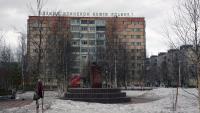 Памятник, ул.Парковая