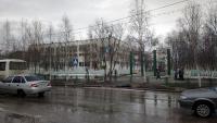 ул.Строителей, третья школа