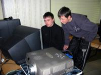 /7ec и Nightwalker скидывают проекты.