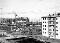 Строительство школы №3