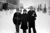 1982г. Возле магазина Универмаг. ул.Нефтяников