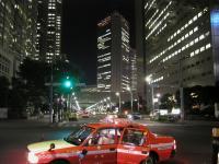 Прогулка по ночному Токио.