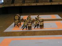 Японские барабаны - очень здорово играют!