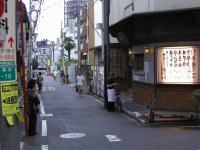 Улочки Токио.