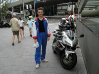 Хочу такой мотоцикл...