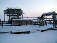 Насосная станция внешней перекачки нефти