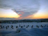 Прекрасное северное небо