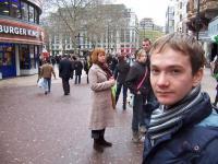 Ruslan , London 2007...