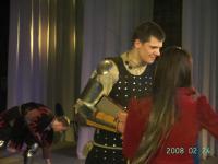 победитель турнира Гладков Евгений,Москва