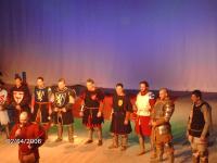 "участники финала турнира ""Медвежий край-2008"""