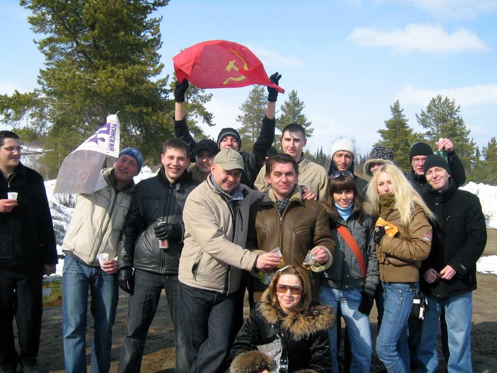 Традиционная маёвка усинских форумчан состоится 6 мая