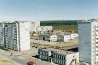 Ул. Молодежная, р-он МЖК