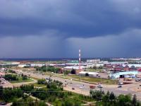 7 августа - дождь, гроза