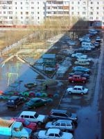 Двор ул.Ленина