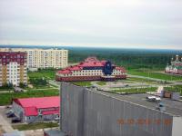 Вид на гостиницу Полярная звезда