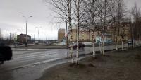 Перекресток парковой и 60 лет Октября