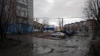 ул.Парковая, во дворах