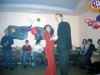 Дривер танцует с Мышой