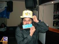 Халф с кастрблей для лотереи
