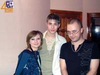Аленка, Захар и cpcat