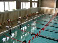 Спартакиада: соревнования по плаванию. Женщины. (foto G. K.)