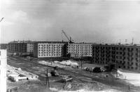 Общежития на 60 лет Октября