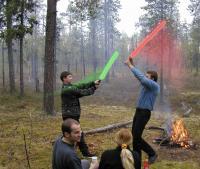 Вариация на тему Star-Wars: Spear vs Sektor