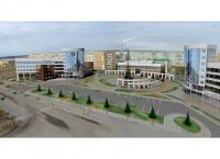 Реконструкции головного здания «КомиТЭК» и прилегающей к нему площад