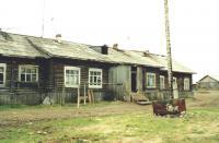 Старый дом первого помбура Василия Филиппова