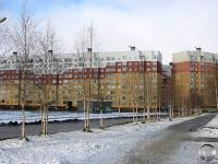 Перекресток Парковая - Комсомольская