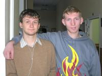 Хлебушкин и ВАнька